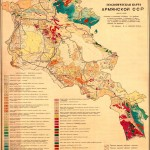 Geological Map of Armenia (1968)