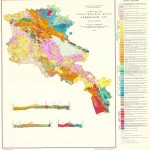 Geological Map of Armenia (1971)