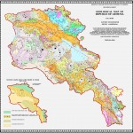 Geological Map of Armenia (2005)