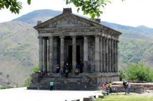 Garni Hellenistic temple