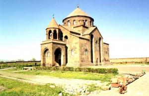 Hripsime church (7th Century AD)